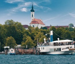 Kloster Andechs - Ammersee